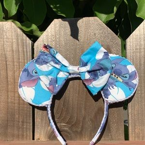 Stitch Minnie Ears, Lilo and Stitch Minnie Ears